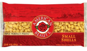 Save Up To 92% on American Beauty Pasta – Pay as Low as $0.15