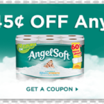 NEW Angel Soft Coupon, Only $0.10