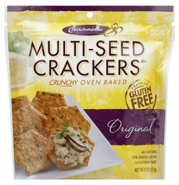 Crunchmaster Crackers Coupon
