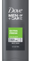 High Value Dove Coupon - Pay $1.99 for Men+Care Body Wash