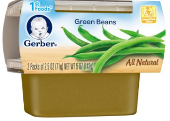 Pay as Low as $0.75 for Gerber Baby Food After The NEW Coupon