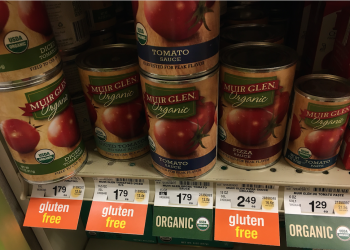 New Muir Glen Coupons – Get Organic Canned Tomatoes for as Low as $.29