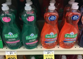 Palmolive Dish Soap On Sale – Pay Just $.99 with Coupon at Safeway