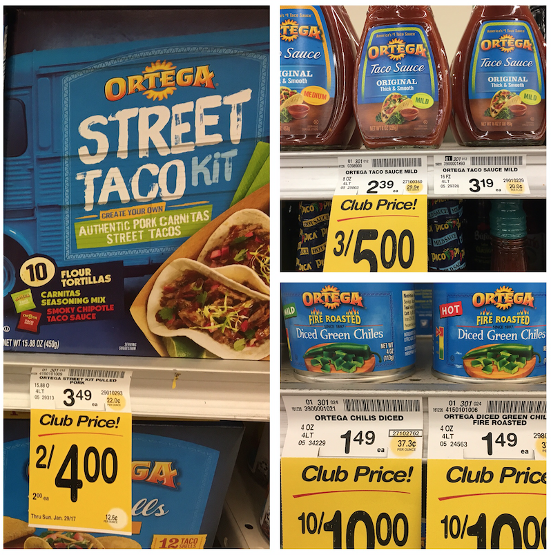 New Ortega Coupon Save On Taco Shells Taco Sauce And Green Chiles Super Safeway