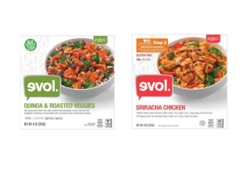 Evol Meals Just $2.50 With New Evol Coupon and Sale at Safeway