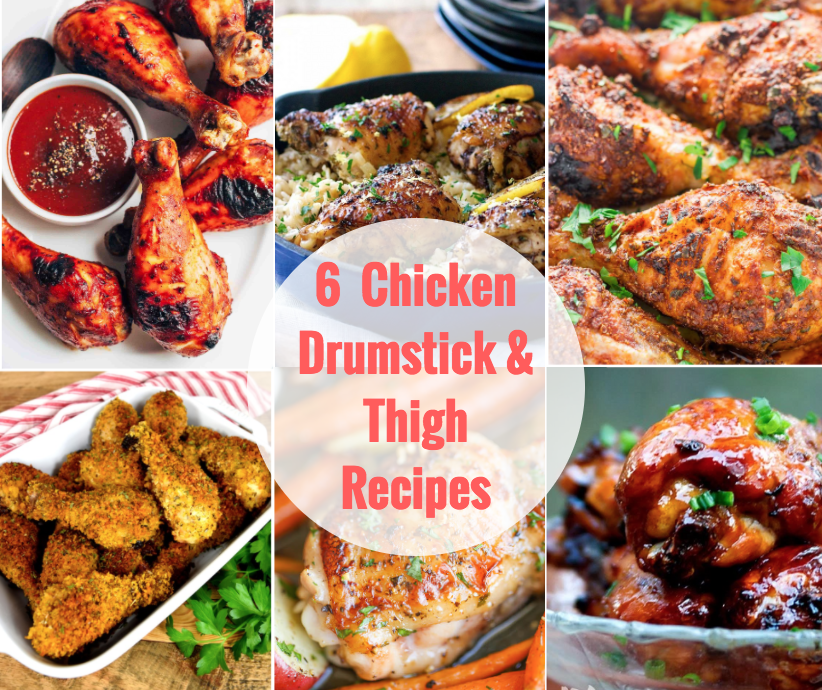 chicken drumstick recipes