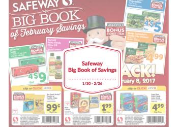Big Book of Savings