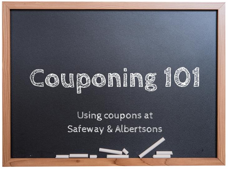 safeway couponing 101