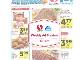 albertsons weekly ad preview