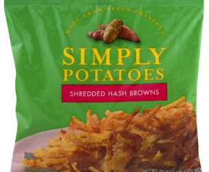 Simply Potatoes Coupon, Only $0.99