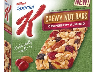 Special K Bars Coupon – Pay as Low as $0.49