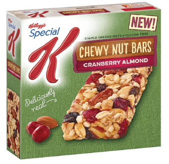 Special K Bars Coupon - Pay as Low as $0.49