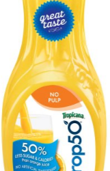 Tropicana Trop50 Coupon and Sale – Pay as Low as $1.99