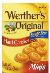 Werther's Original Coupon and Rebate – Up To a $0.19 MONEYMAKER