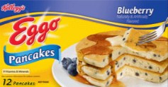 Kellogg's Eggo Waffles or Pancakes – Breakfast for a Buck