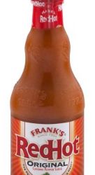 FREE Frank's Red Hot Sauce at Safeway
