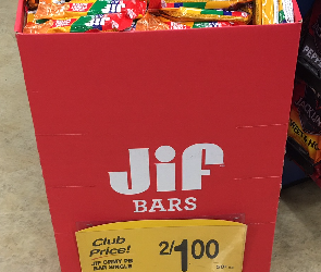 Jif Products on Sale - Pay as Low as $0.50