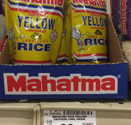 FREE Mahatma Saffron Yellow Rice at Safeway