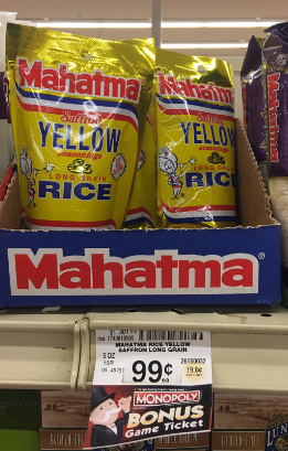 FREE Mahatma Saffron Yellow Rice at Safeway