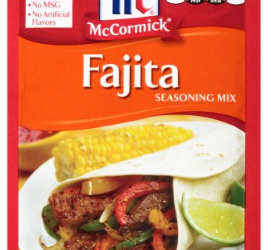 Flavor Your Food For $0.50 - Save 72% on McCormick Seasonings