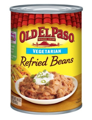 FREE Old El Paso Refried Beans at Safeway
