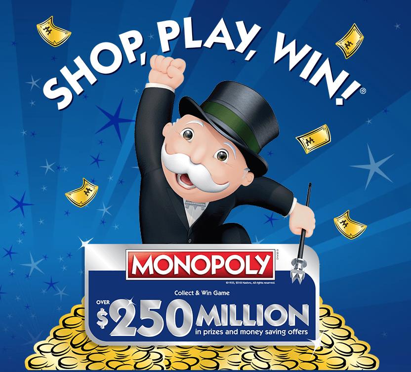Safeway_Monopoly_Game