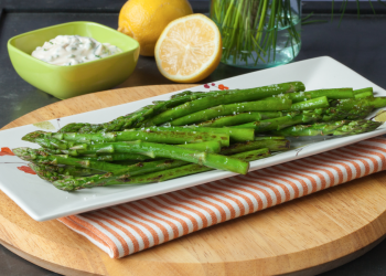 $1.47/lb. Asparagus and 6 Healthy Asparagus Recipes Easy To Prepare in 20 Minutes or Less