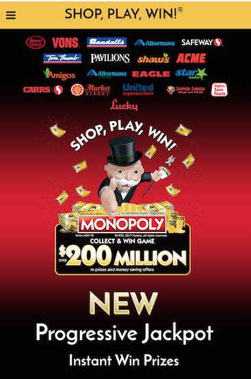monopoly online app