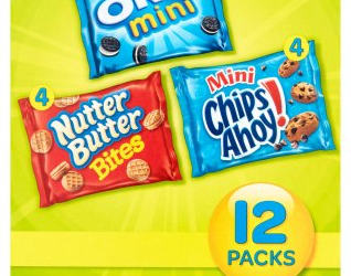 New Nabisco Multipacks Coupon Stack – Pay Just $1.99