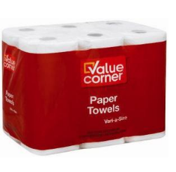 Value Corner Paper Towel And Bath Tissue Coupon Only 2