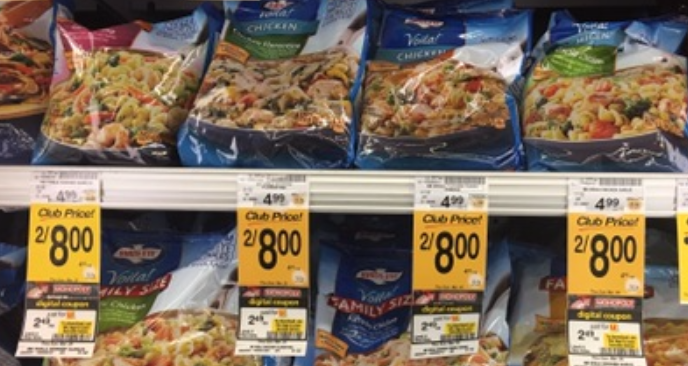 Birds Eye Voila Meals