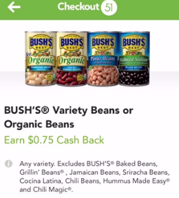 Bush's Best Coupon