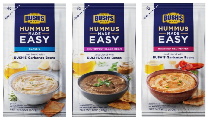 Bush's Hummus Coupon