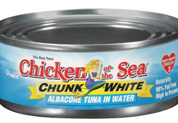 Chicken of the Sea Canned Tuna - as Low as $0.25, Save up to 92%