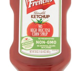 Free French's Ketchup at Safeway