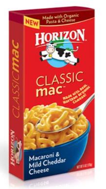 Horizon Mac and Cheese Coupon