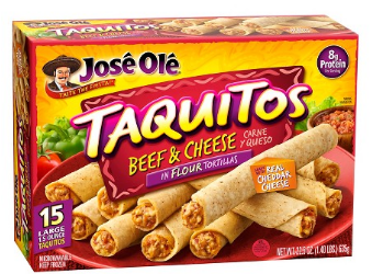 Jose Ole Taquitos Coupon, Only Pay $2.99