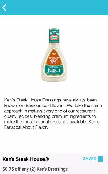 Ken's Dressing