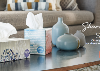 Kleenex Coupons – Pay as Low as $0.35 a Box