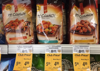 Bertolli and P.F. Chang's Meals on Sale – Pay as Low as $4.24