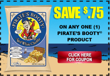 Pirate's Booty Coupon