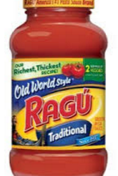 Ragu Coupon, Only $0.63 After the Sale