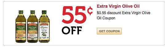 pompeian olive oil coupon
