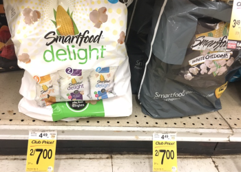 Smartfood Popcorn 12 Packs Just $.20 a Pack With Sale and Coupon, Save 45%