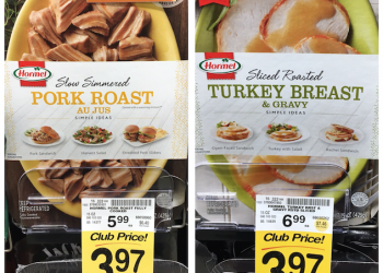 Hormel Meat Entrees and Taco Meats Just $2.97 Each With Coupon, Save 58%