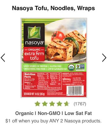 nasoya tofu coupon