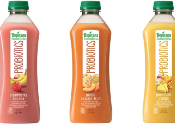 Tropicana Essentials Coupon, Only $1.99 for Probiotics Juice