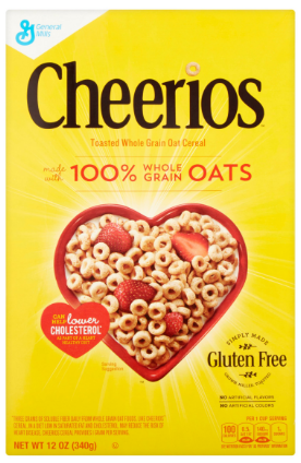 Explore our range of products and cereals, made with oats and packed with healthy nutrients. Start your day right with a wholesome bowl of Cheerios.
