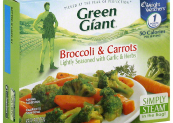 Save 85% on Green Giant Frozen Veggies, Only $0.29