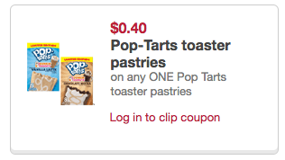 kellogg's pop tarts coupon